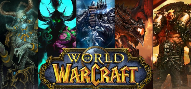 World of Warcraft header image